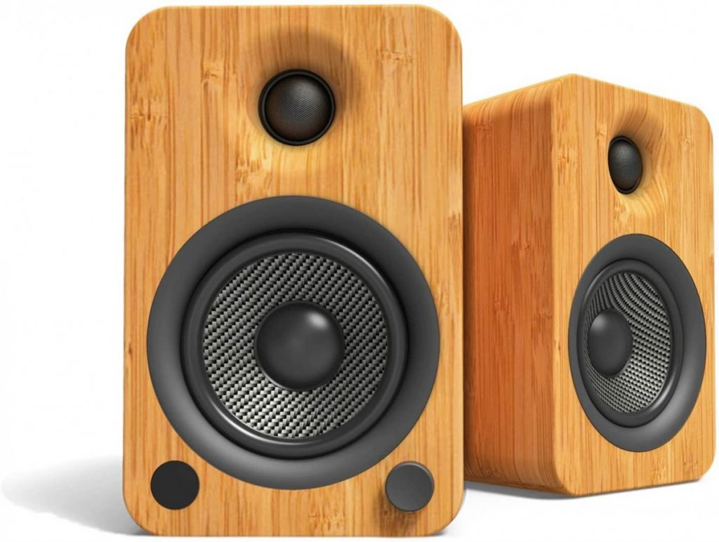Kanto YU4 Powered Speakers with Bluetooth